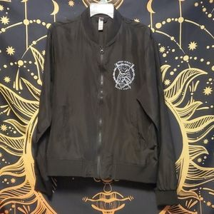 Ghost and Darkness Windbreaker
